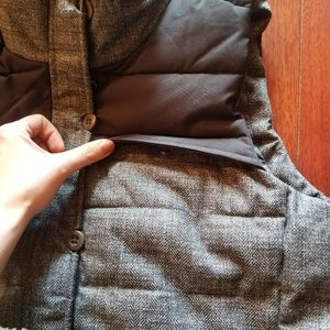 Woolrich Mens Wool Loft Insulated Vest